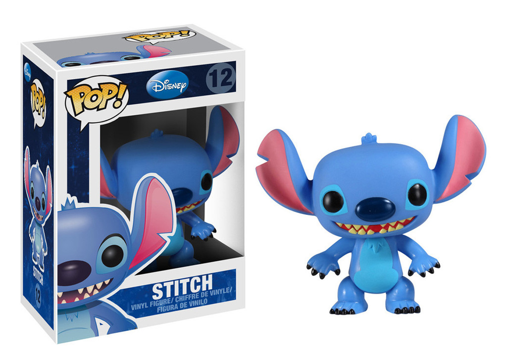 Stitch (also known by his species name/